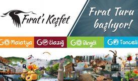 FKA'nın 'Fırat Turu Projesi' Başlıyor
