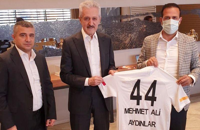"""""""Her Zaman Yeni Malatyaspor'un Yanındayım"""""""