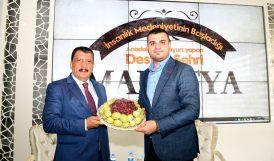 AKP Gençlik Kolları Genel Başkanı Ziyareti
