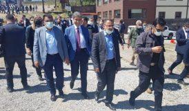 Gürkan Kayseri'de Toplantıya Katıldı