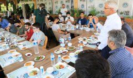 Önder İmam Hatiplilerin Proje Finali Battalgazi'de