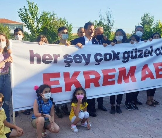"""""""Türkiye'nin Değişimine Hep Birlikte İmza Atacağız"""""""