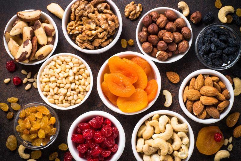 'Dünyada Kuru Meyve Trendi Yükselişte'