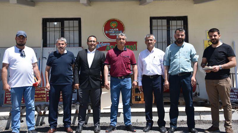 Diyarbakır'dan Mezarlık İnceleme Heyeti