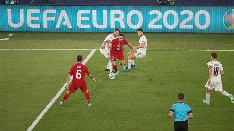 EURO 2020 Açılış Maçında Türkiye, İtalya'ya Mağlup