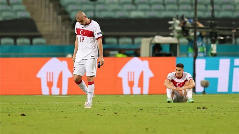 EURO 2020'de Fiyasko! A Milli Takımdan Puansız Veda