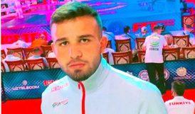 Malatyalı Sporcu Avrupa Şampiyonu Oldu