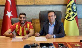 YMS, Hatayspor'dan Rayane Aabid'i Transfer Etti