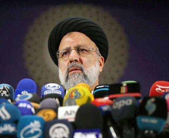 İran'ın 8'inci Cumhurbaşkanı İbrahim Reisi