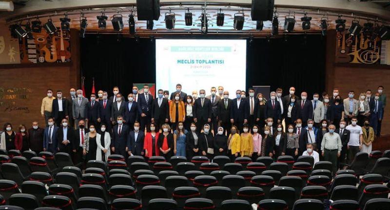 TSKB'nin Meclis Toplantısı Yeşilyurt'ta