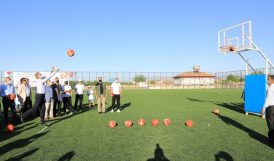 Battagazi'de 5 Branşta Yaz Spor Okulu