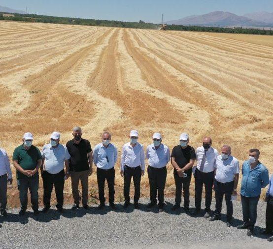 """""""Tarımsal Vizyonu Örnek Projelerle Geliştiriyoruz"""""""