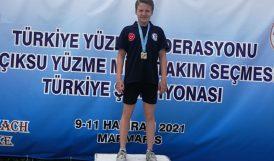 Tuna Türkiye Şampiyonu Oldu, Milli Takıma Seçildi