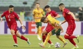 A Milli Takım EURO 2020'de 2. Maçı da Kaybetti