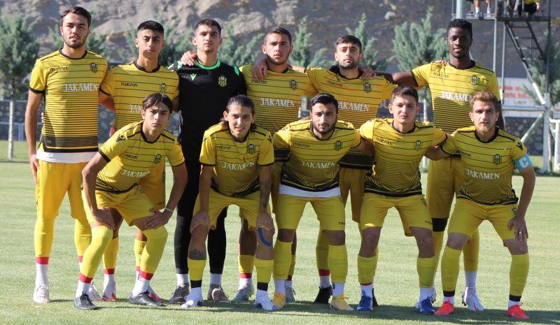 YMS U19 Takımı Konyaspor'la Deplasmanda Oynadı