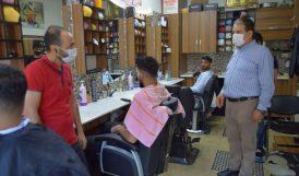 Keskin'den Esnafa 'Aşı Yaptırın' Çağrısı