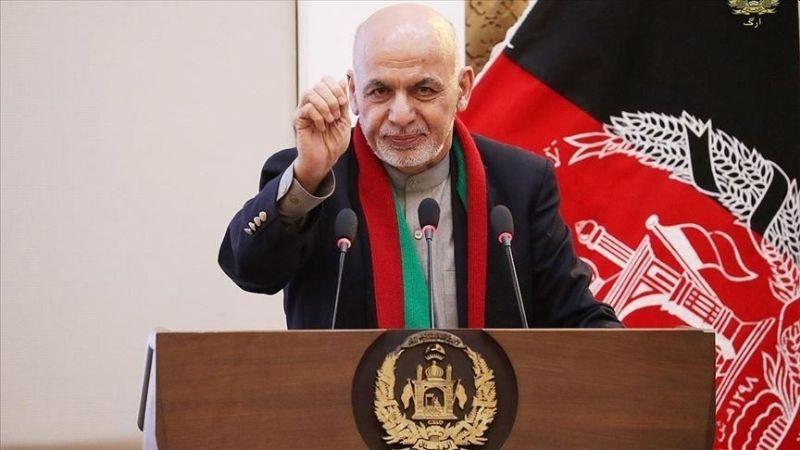 Afganistan Cumhurbaşkanından Taliban'a Çağrı