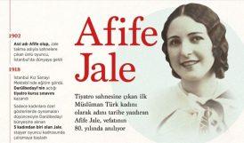 İlk Müslüman Türk Kadın Tiyatrocu