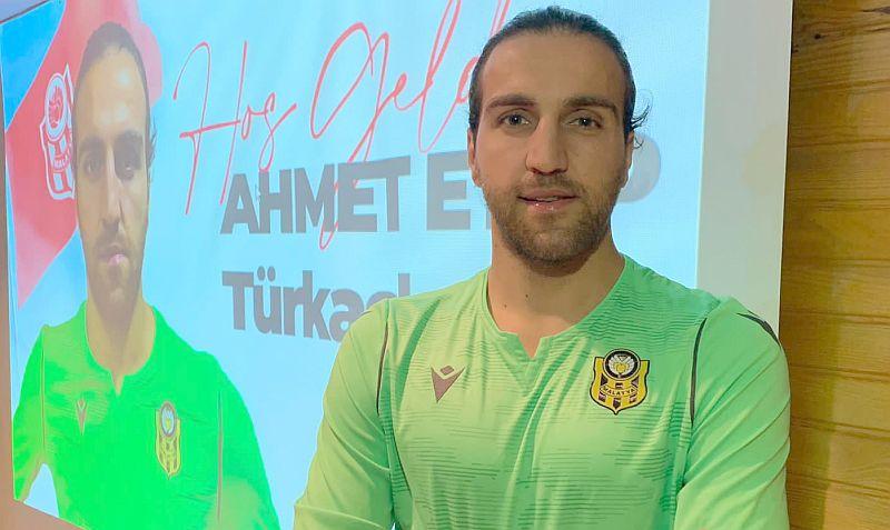 Yeni Malatyaspor'da Kaleye 1. Ligden Takviye