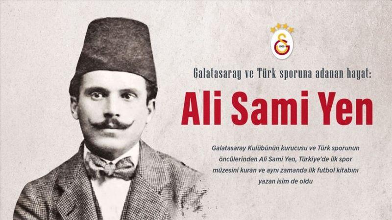 Türk Sporuna Adanan Hayat: Ali Sami Yen