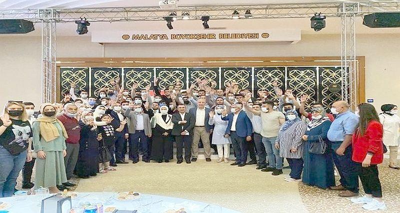 AKP'de Bayramlaşma Töreni