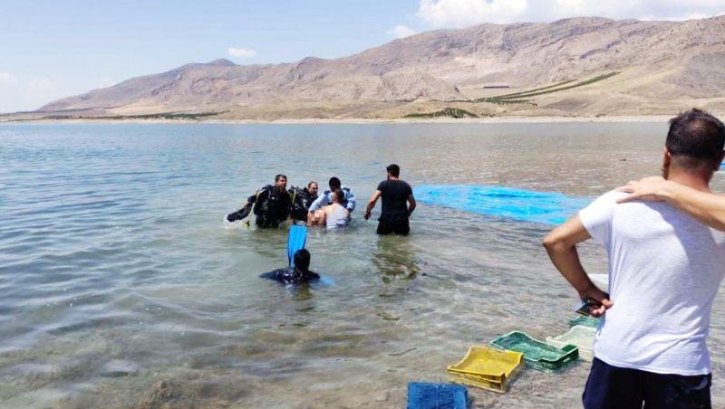 Uzman Çavuş Baraj Gölünde Boğuldu