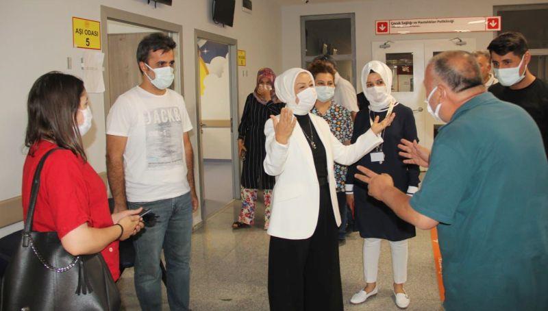 """""""Malatya'da 586 Bin Kişiye Aşı Uygulandı"""""""