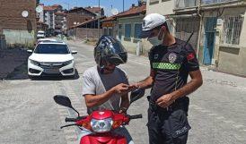 Motosikletlere Yönelik Denetimler