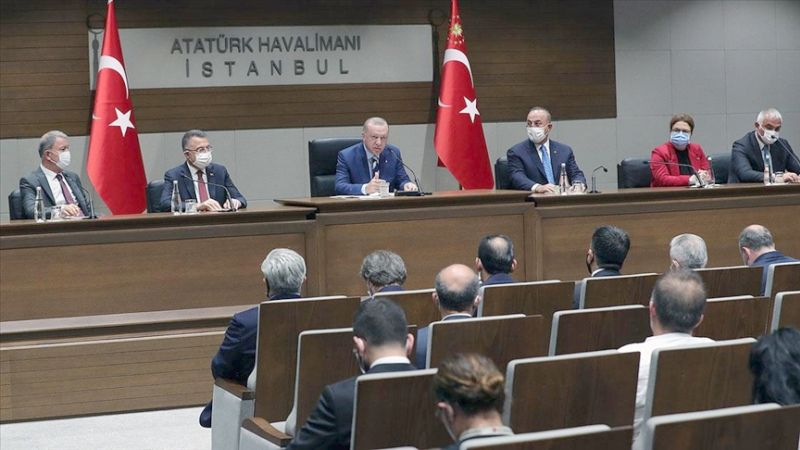 """""""Kıbrıs Türkü Eşitlik ve Adalet Mücadelesi Veriyor"""""""