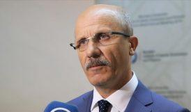 YÖK'ün Başkanlığına Prof.Dr. Özvar Getirildi