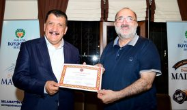 Bu Muhtar, Gürkan'ı Çok Seviyor da.!