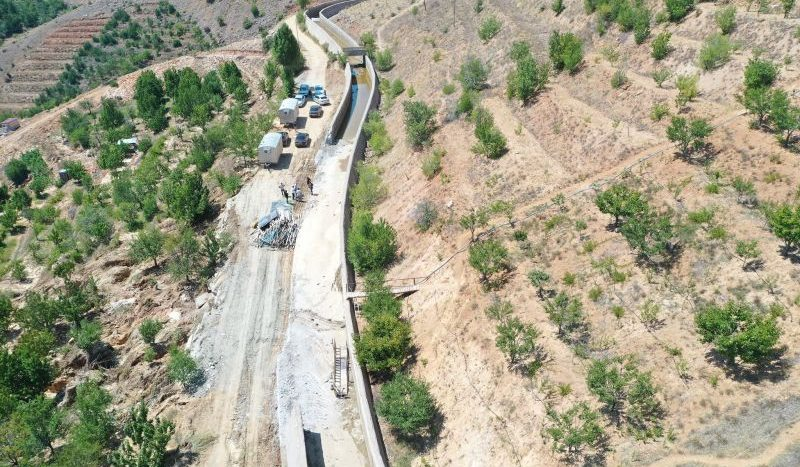 DSİ'ye Göre Kanaldaki Patlama Izgara Yüzünden!