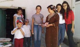 Kitap Topluyor, Çocuklara Ulaştırıyor