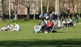 İngiltere'de Korona Kısıtlamaları Kaldırıldı