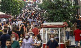Türkiye Nüfusta Dünya 19'uncusu