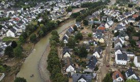 Almanya'da Sel Kayıplarının Sayısı Arttı