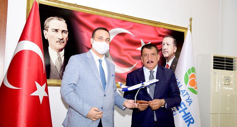 Malatya'dan Antalya, İzmir ve Düsseldorf'a Direkt Sefer