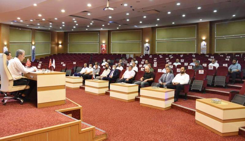 TSO Meclisinde Hediyelik Kayısı Tartışması