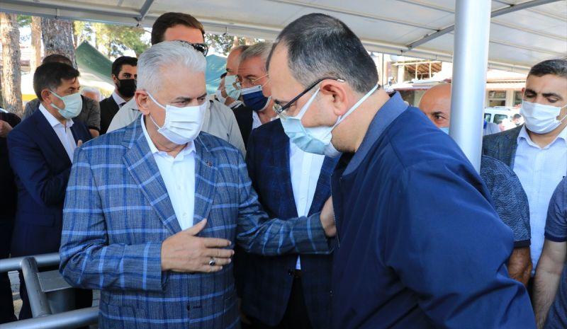 Vali Mustafa Toprak'ın Babası Vefat Etti