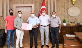 Beypınarı Göleti Proje Anlaşması da İmzalandı