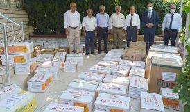 Malatya Esnafından Sel Felaketzedelerine Yardım