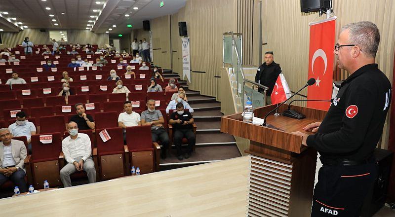 AFAD'dan Belediye Personeline Eğitim