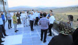AKP Yöneticileri İçin Hizmet Gezisi