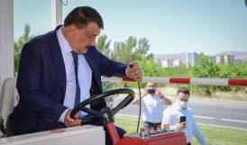 Başkan Gürkan, Yola Çizgi Çizdi