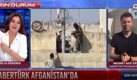 Taliban Militanı İnönü'den 'Kabul' Almış!