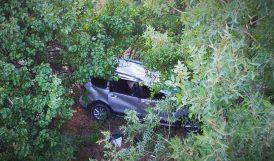 Kayısı Bahçesine Uçan Aracın Sürücüsü Öldü