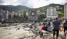 Sel Felaketinde Ağır Bilanço! AFAD Açıkladı, Can Kaybı Artıyor!