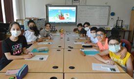 Malatya'da 30 Bin Öğrenci Telafi Eğitiminde