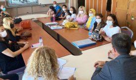 Arguvan'da Eğitim Öğretim Yılı Toplantısı
