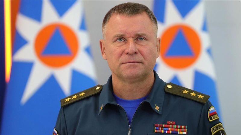 Rus Bakan Tatbikat Sırasında Öldü